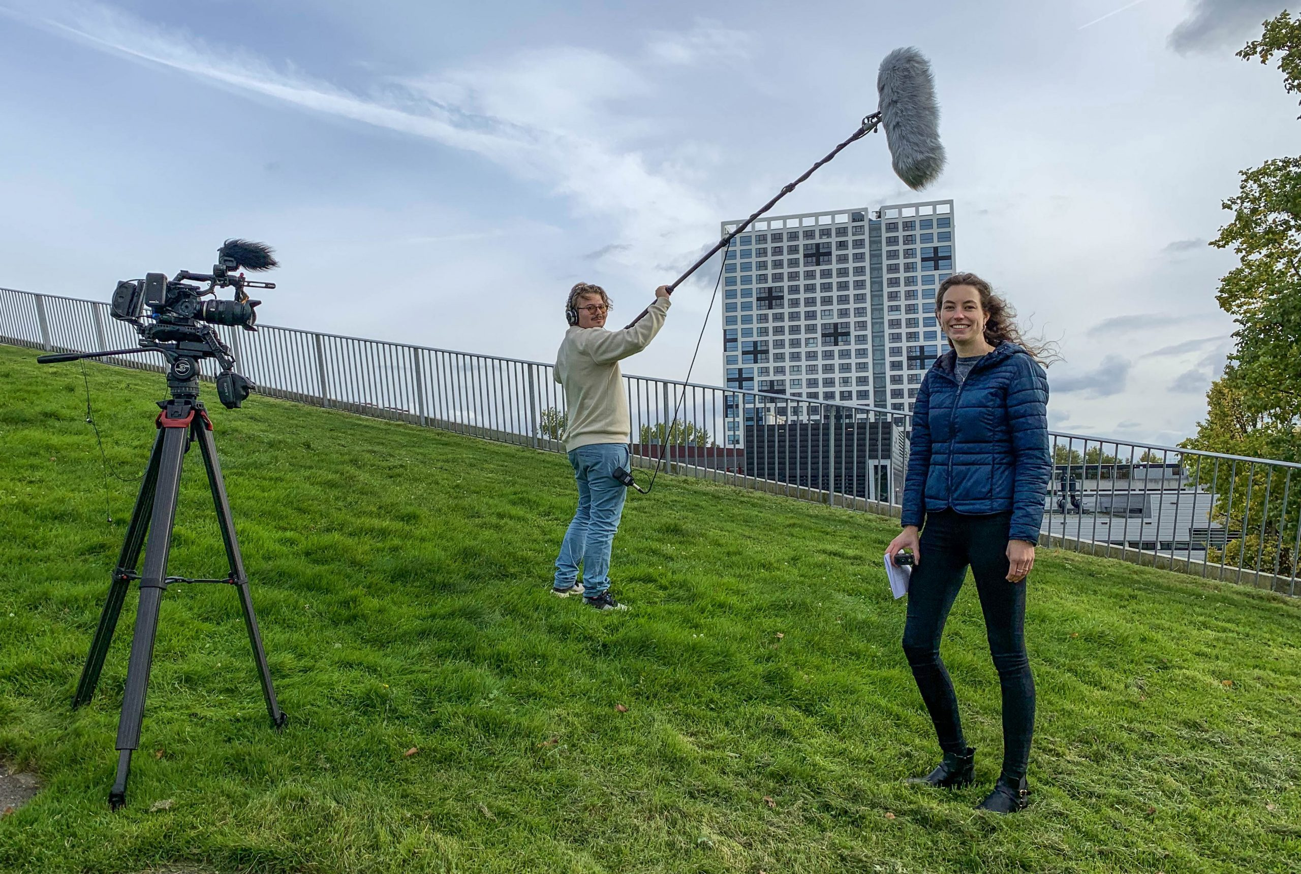 TU Delft – Campus Reporter Socials